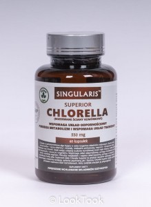 Singularis Chlorella 550 mg
