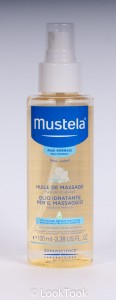 Mustela - Olejek do masażu 100ml